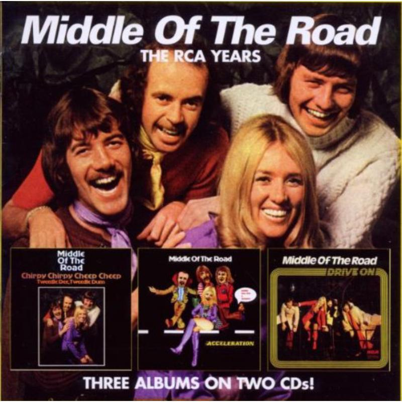 Middle Of The Road - Chirpy Chirpy Cheep Cheep - NEW CD Enlarged Preview