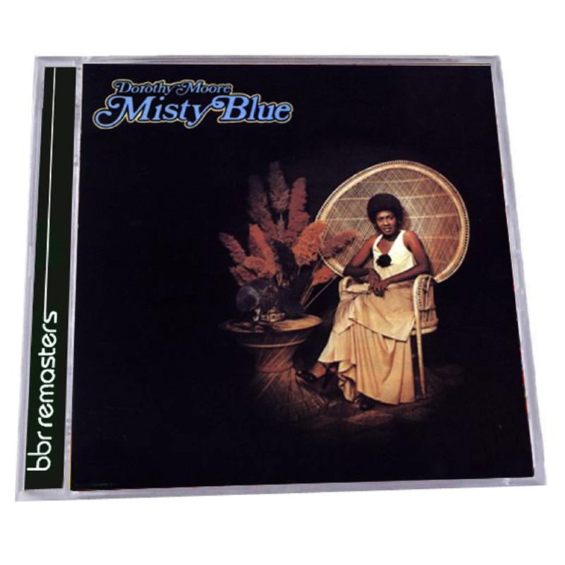 Moore,dorothy - Misty Blue - Expanded Edition NEW CD Enlarged Preview