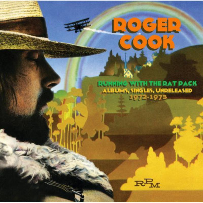 Roger Cook - Running With The Rat Pack; NEW CD Enlarged Preview