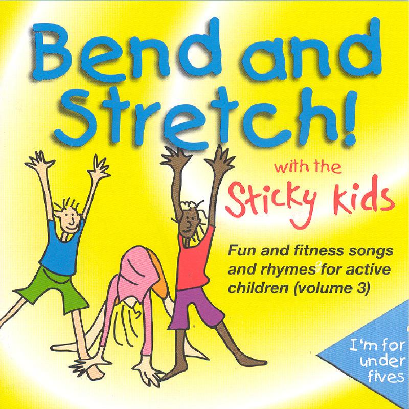 Sticky Kids Bend Amp Stretch Sticky Kids New Cd Ebay