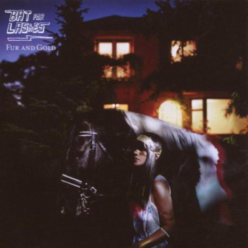 Bat For Lashes - Fur And Gold NEW LP Enlarged Preview