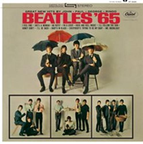 The Beatles - Beatles `65 NEW CD Enlarged Preview