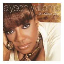 Alyson Williams - Its About Time NEW CD Enlarged Preview