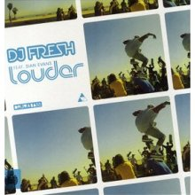 Dj Fresh Feat. Sian Evans - Louder NEW 12