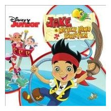 The Never Land Pirate Band - Jake And The Neverland Pirates (ost) NEW CD Enlarged Preview