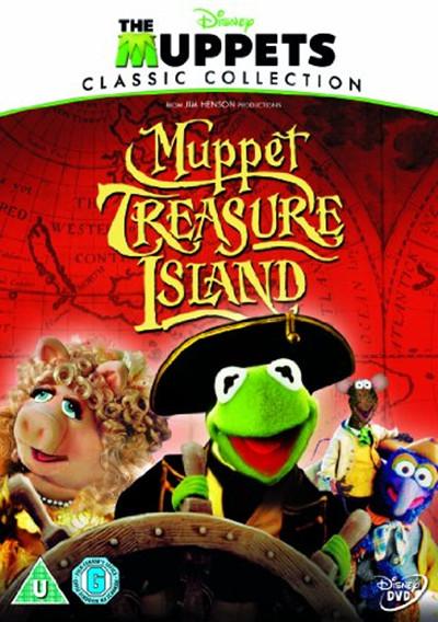 The Muppets 226 Muppet Treasure Island New Dvd Bua0007601