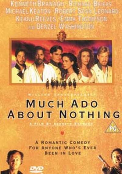 much ado about nothing new dvd edv9021 ebay