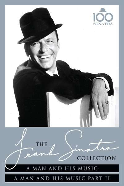 Frank Sinatra A Man And His Music Part 1 And 2 New Dvd