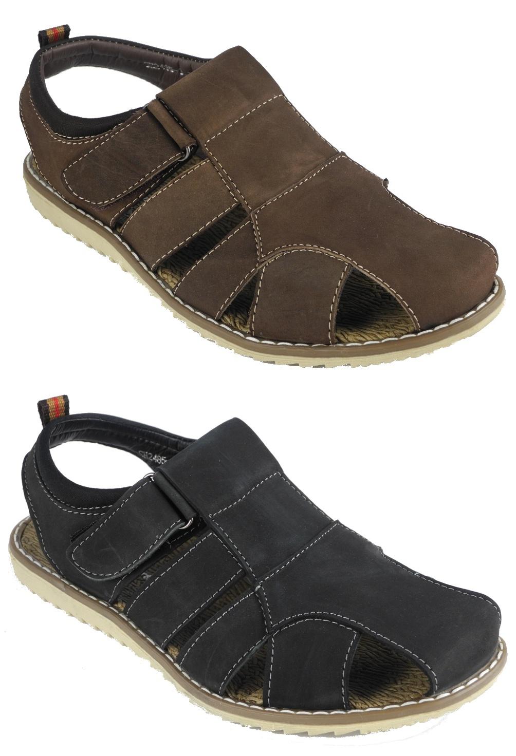 Mens Shoe Velcro   E