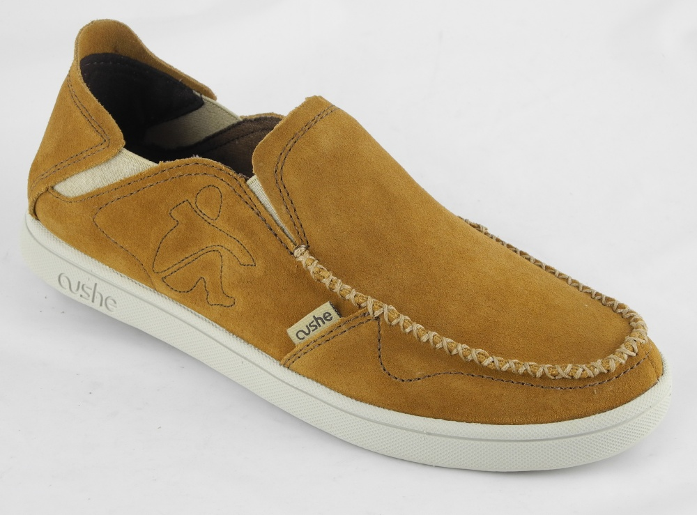 Mens Light Tan Shoes