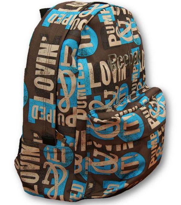 girls boys reebok graphic 210d rucksack backpack back pack
