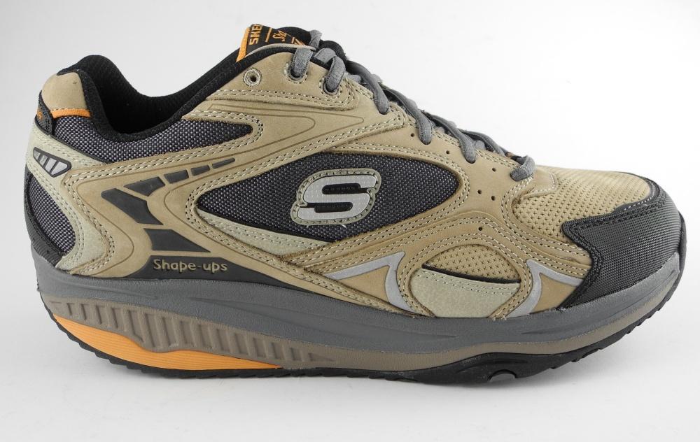 Men S Skechers Lace Up Walking Shoes
