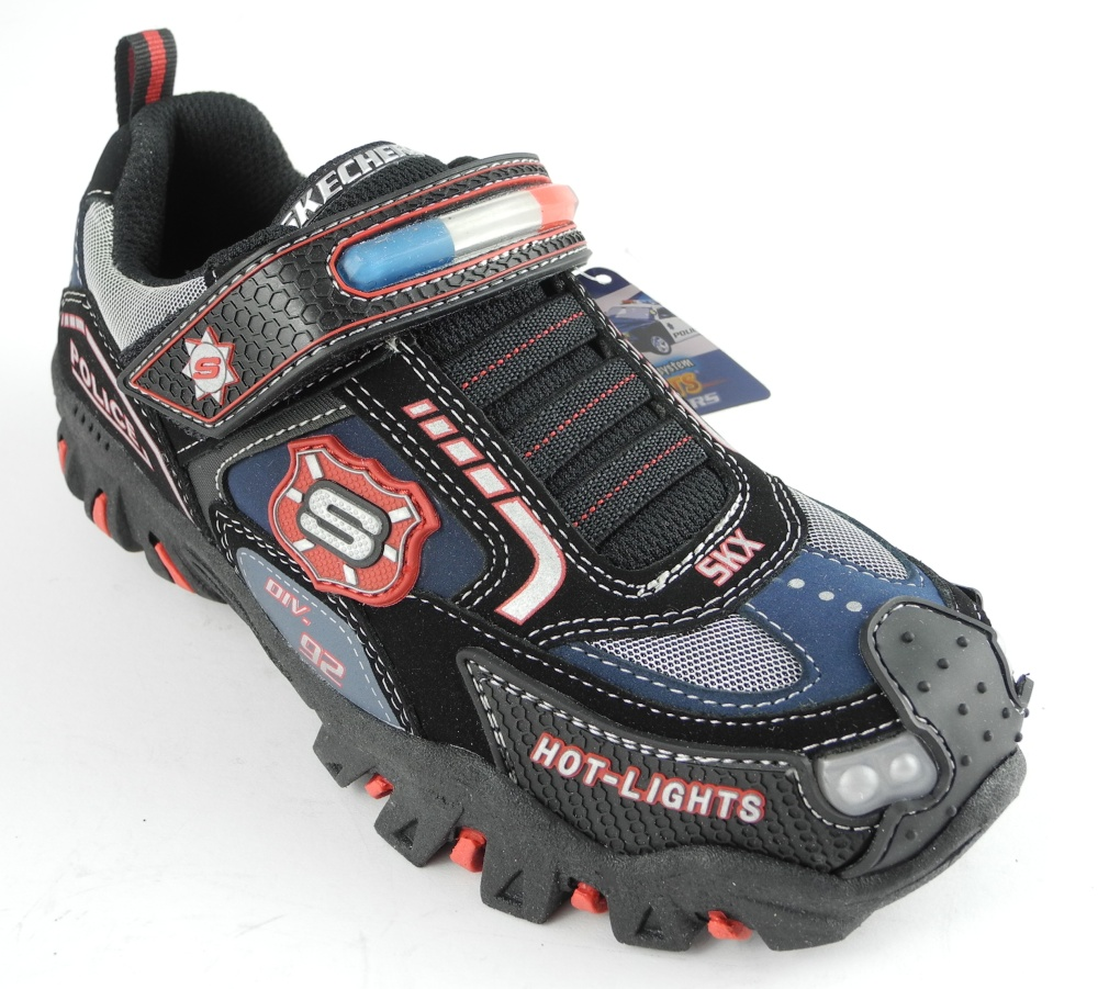 a7fe43b6f3e0 Buy skechers hot lights police   OFF75% Discounted