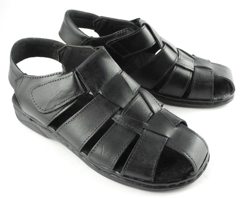Jesus Sandals: Velcro Jesus Sandals