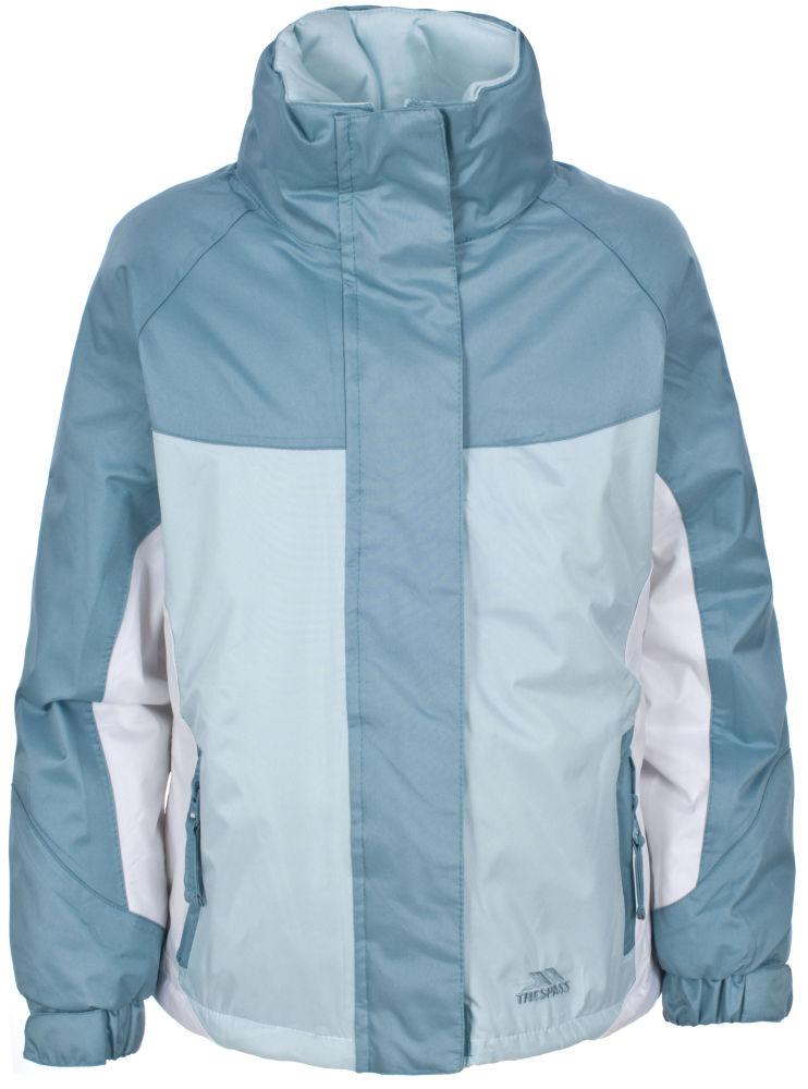 Little Girls TRESPASS Waterproof Thermal Winter Ski Jacket
