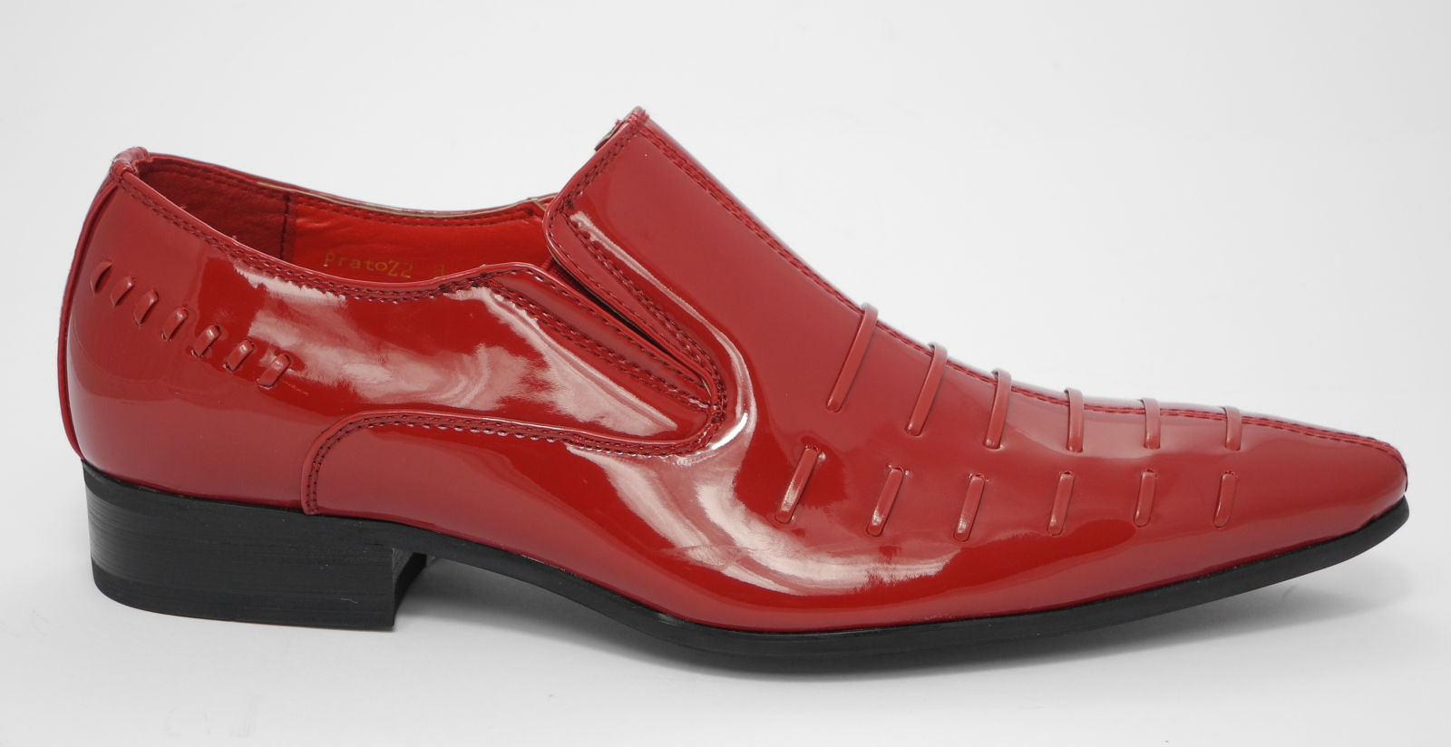 Mens Red Dress Shoes