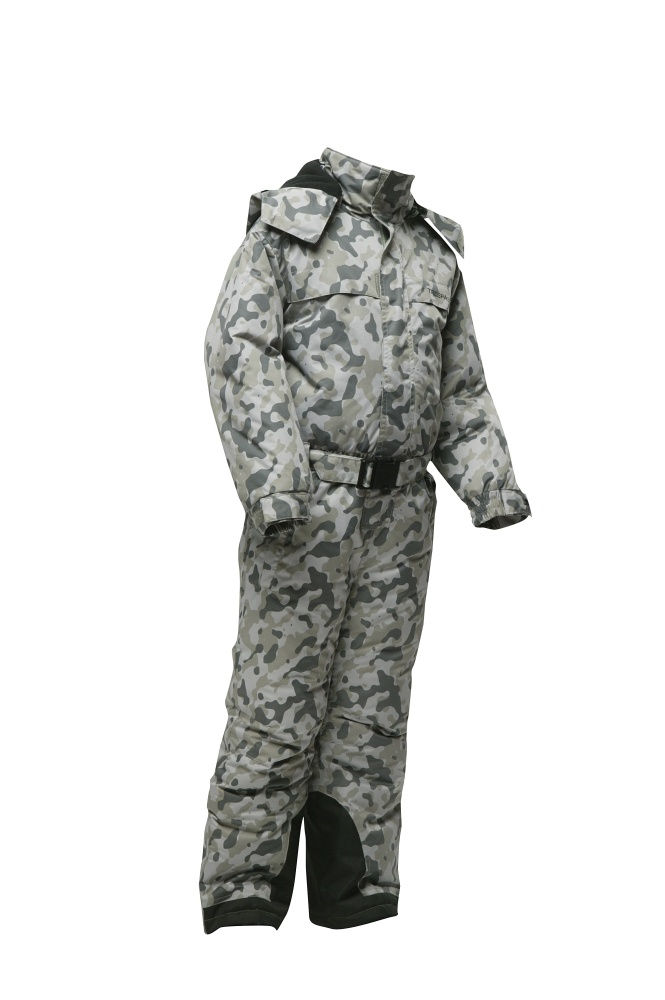 f6e88a74e534 Boys Green Camouflage Trespass All In One Thermal Ski Snow Suit 2 3 ...