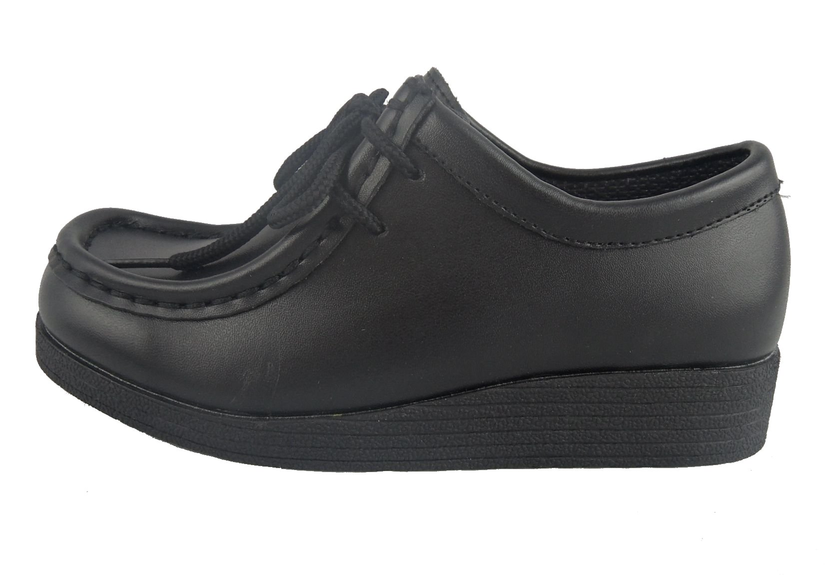 Wallaby Leather Shoes