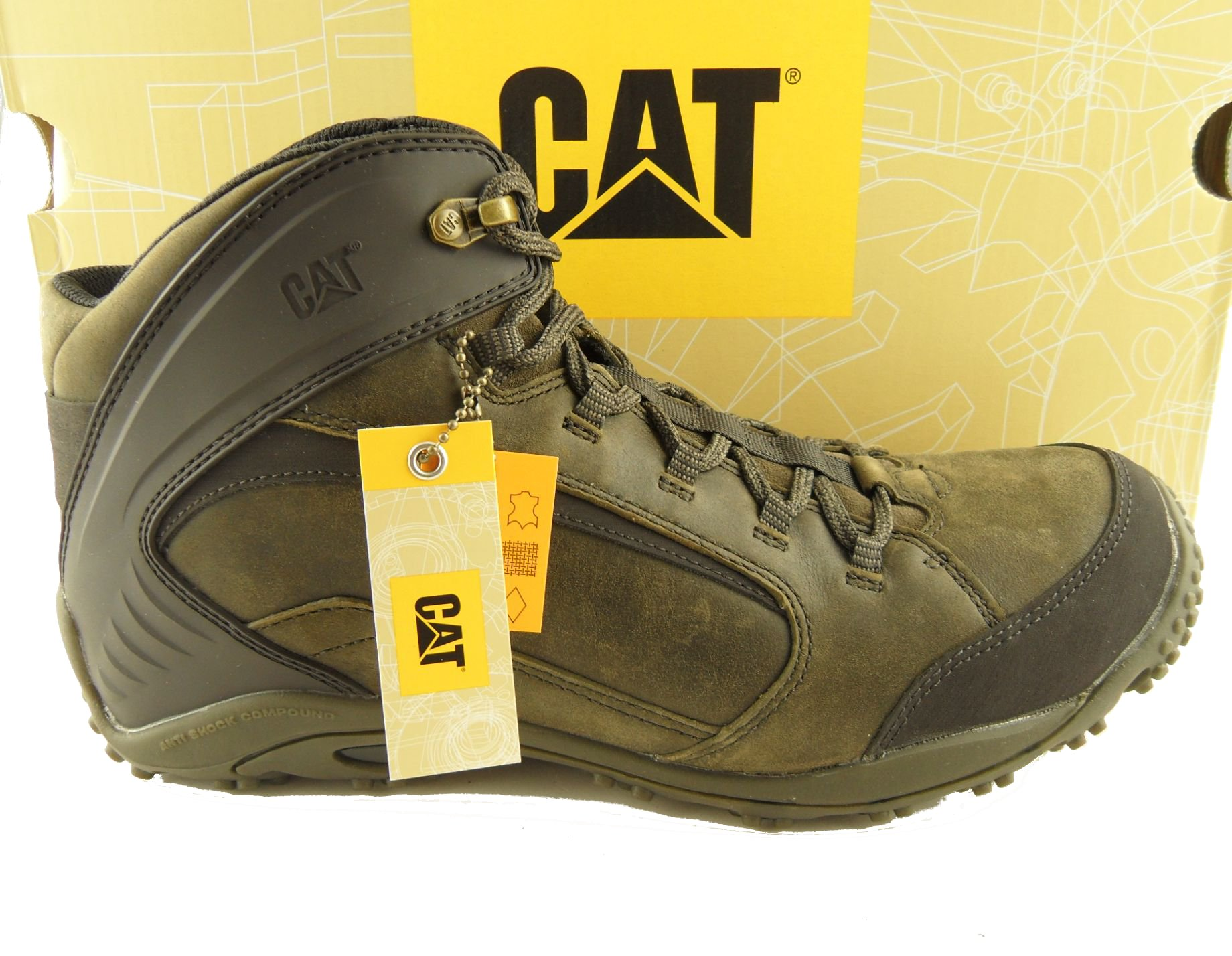 Cat Boots For Men