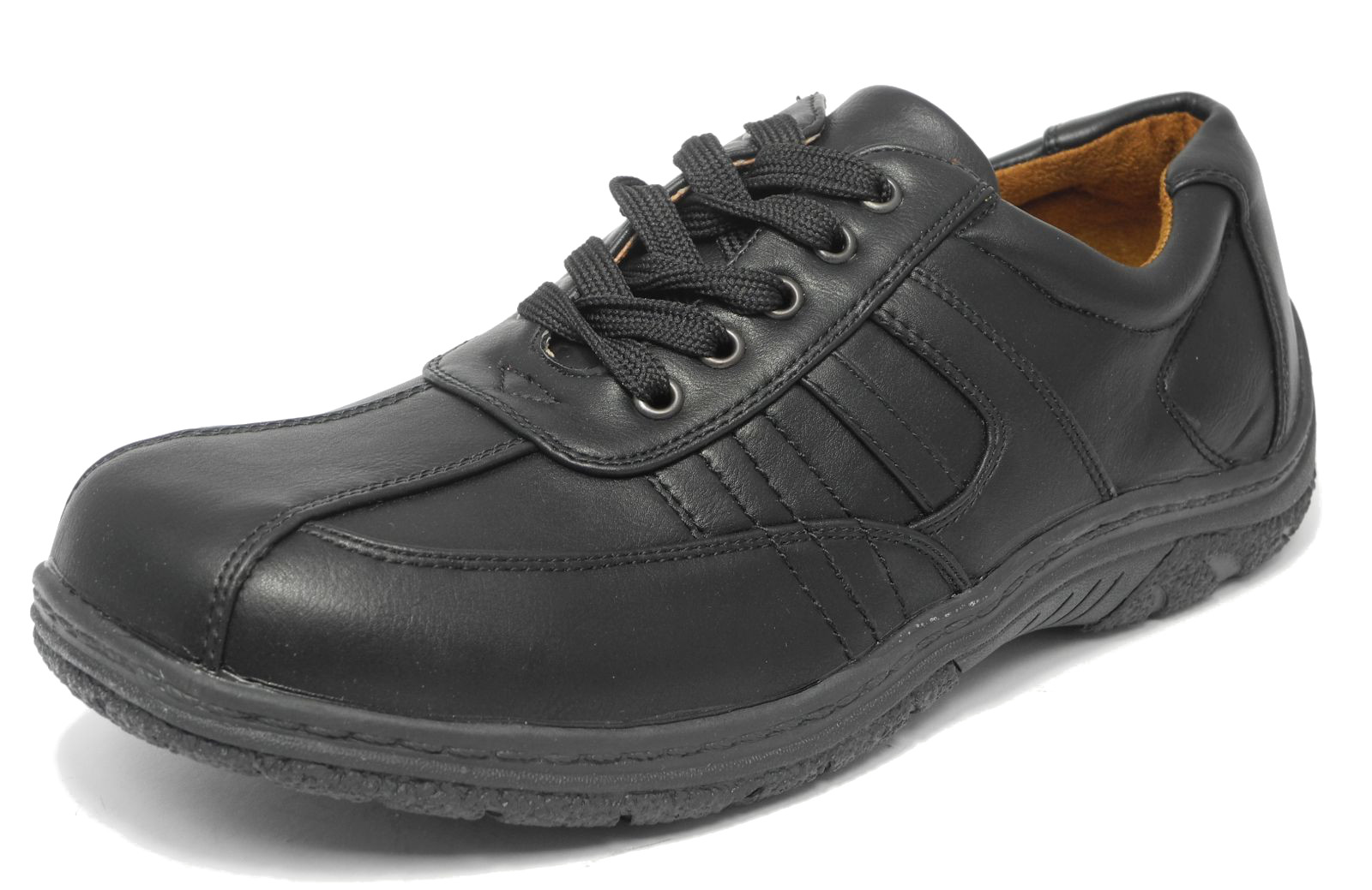 Mens Wide Arch Support Shoes