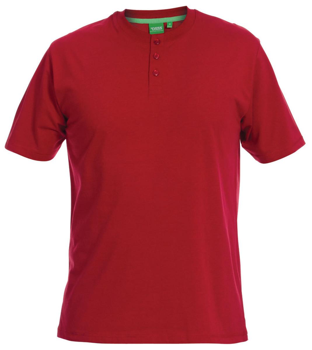 Mens big size pyjamas t shirt shorts cotton jersey red for Mens t shirts 4xl