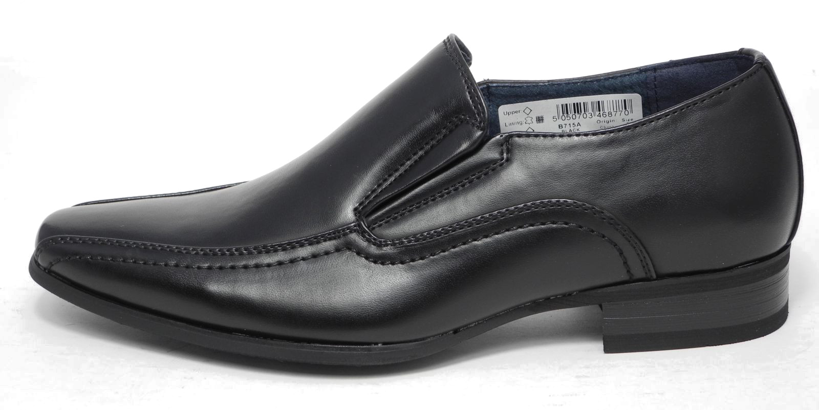 Beckett Boys Formal Lace Up Shoe in Black-20330 advise to wear in autumn in 2019