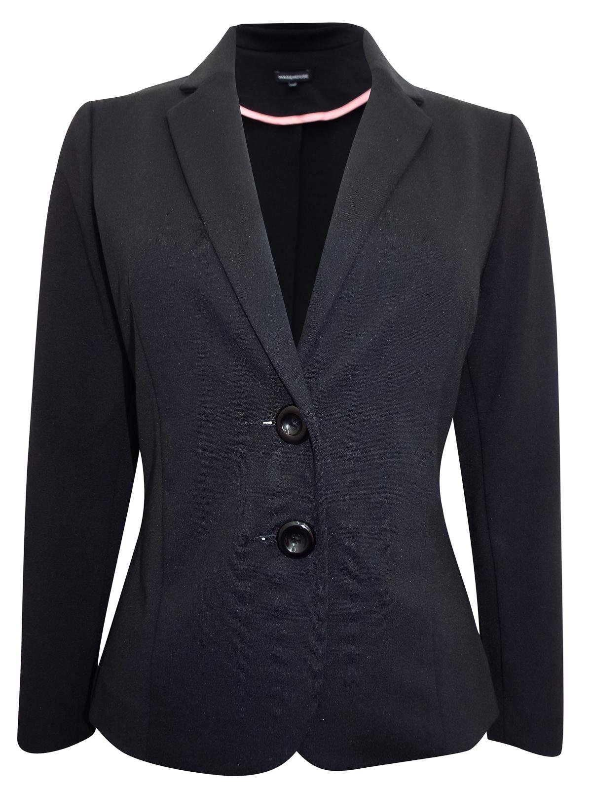 Short black jackets women