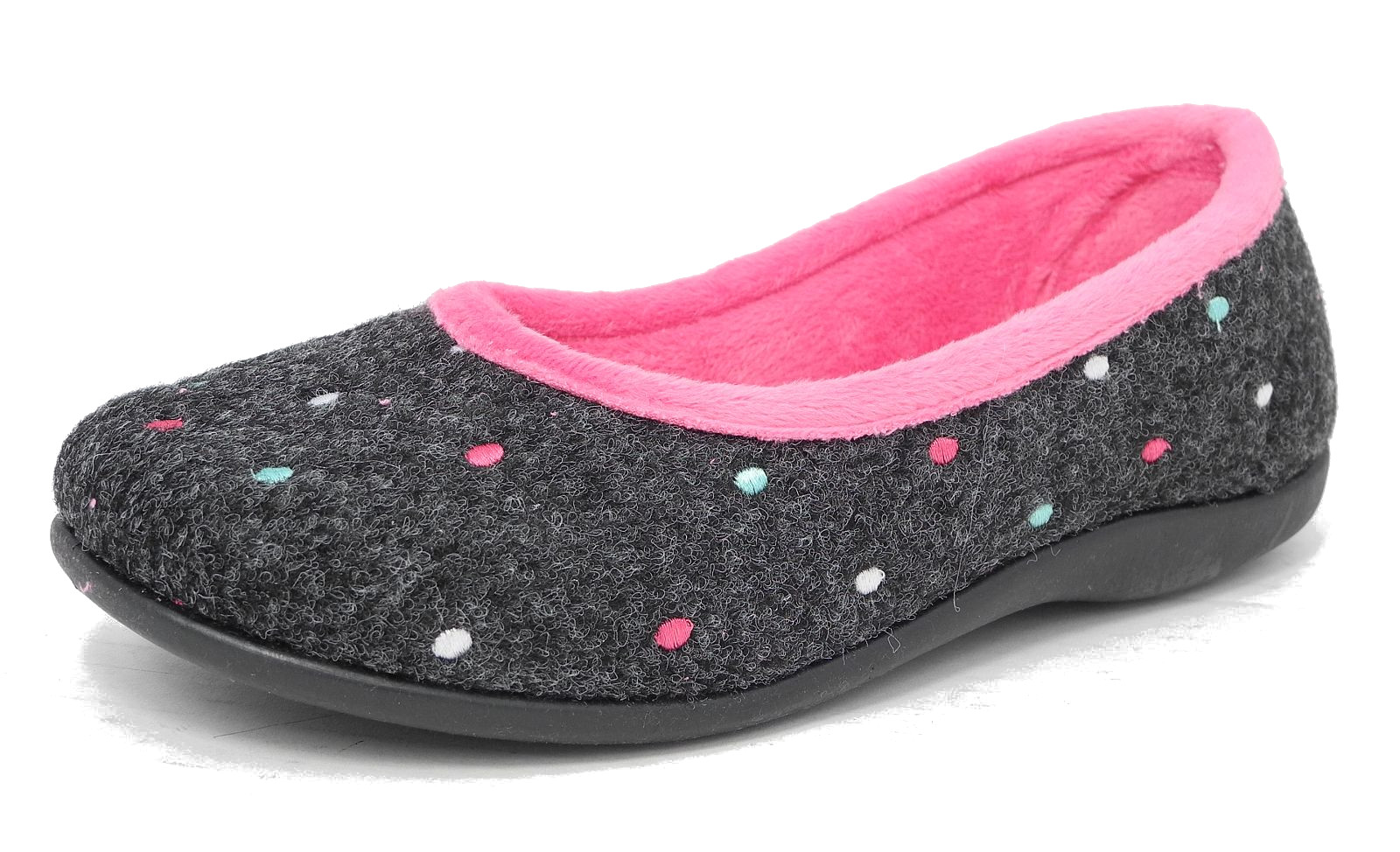 Felt Slip On Over Shoes