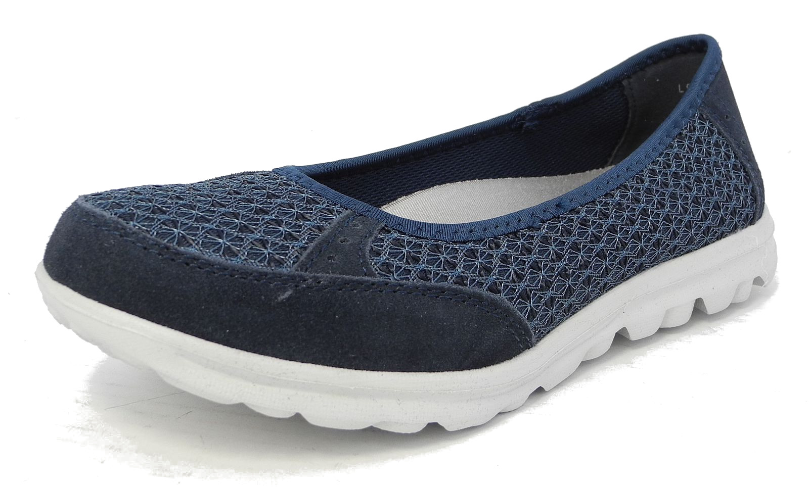 Lightweight Walking Shoes With Arch Support