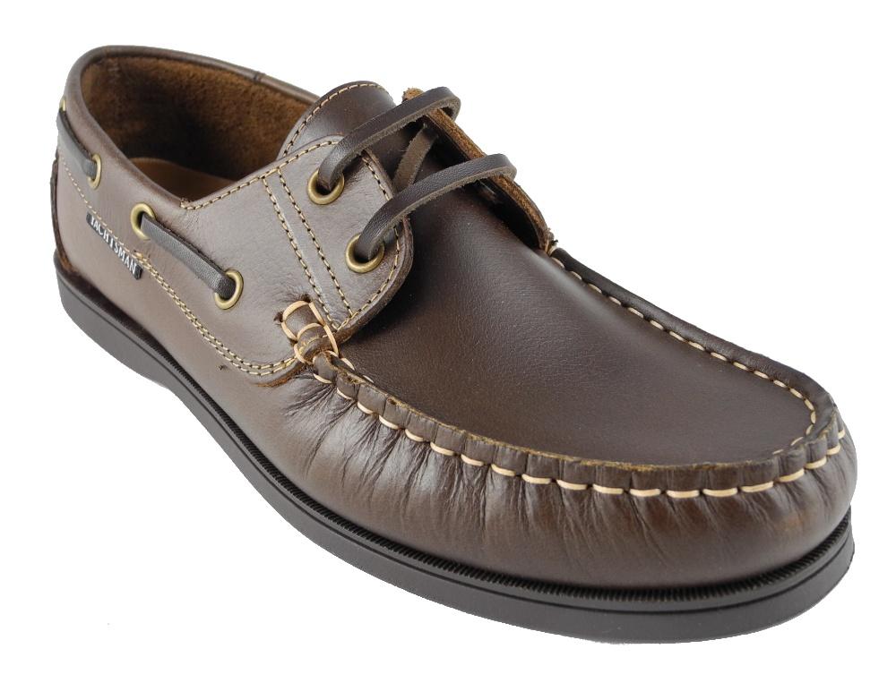 Men S Yachtsman Seafarer Deck Shoes