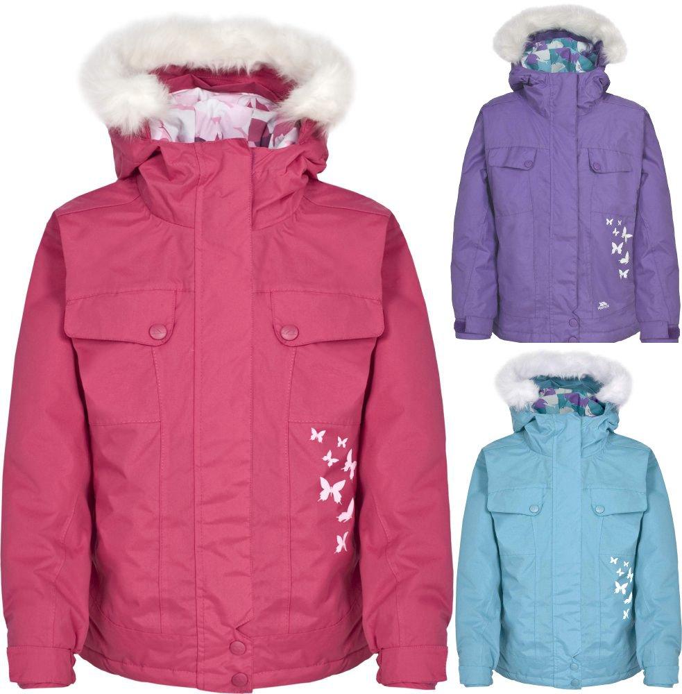 Girls TRESPASS Waterproof Thermal Insulated Winter Ski