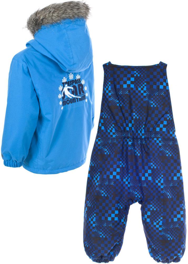 combinaison ski trespass gar on veste pantalon salopette. Black Bedroom Furniture Sets. Home Design Ideas