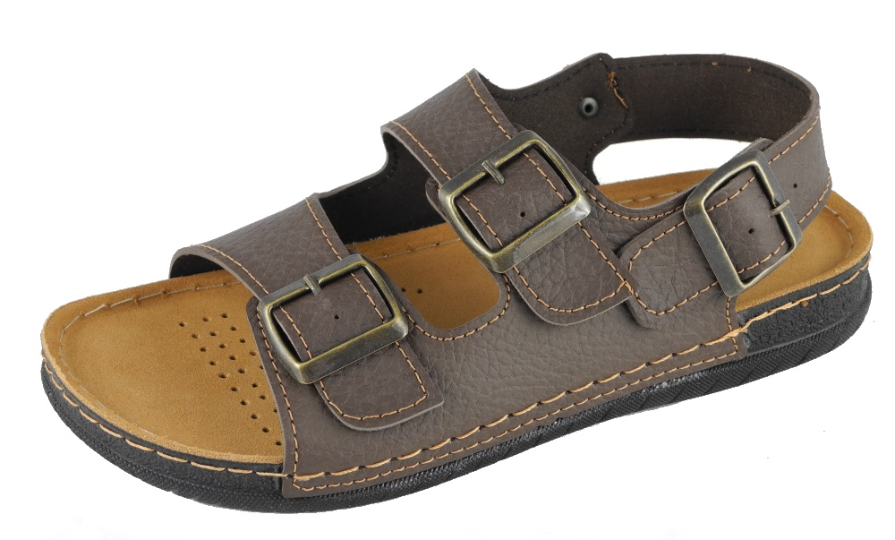 s leather sandals with buckles sandals