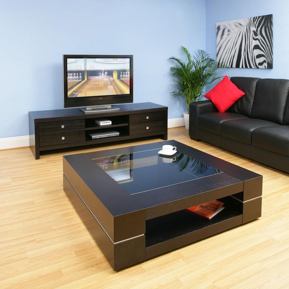 Italian Ottoman Coffee Table: Armchair/Sofa/Chair Red Italian Leather Le Corbusier
