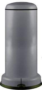 View Item WESCO BASEBOY 30 Ltr KITCHEN BIN in GRAPHITE