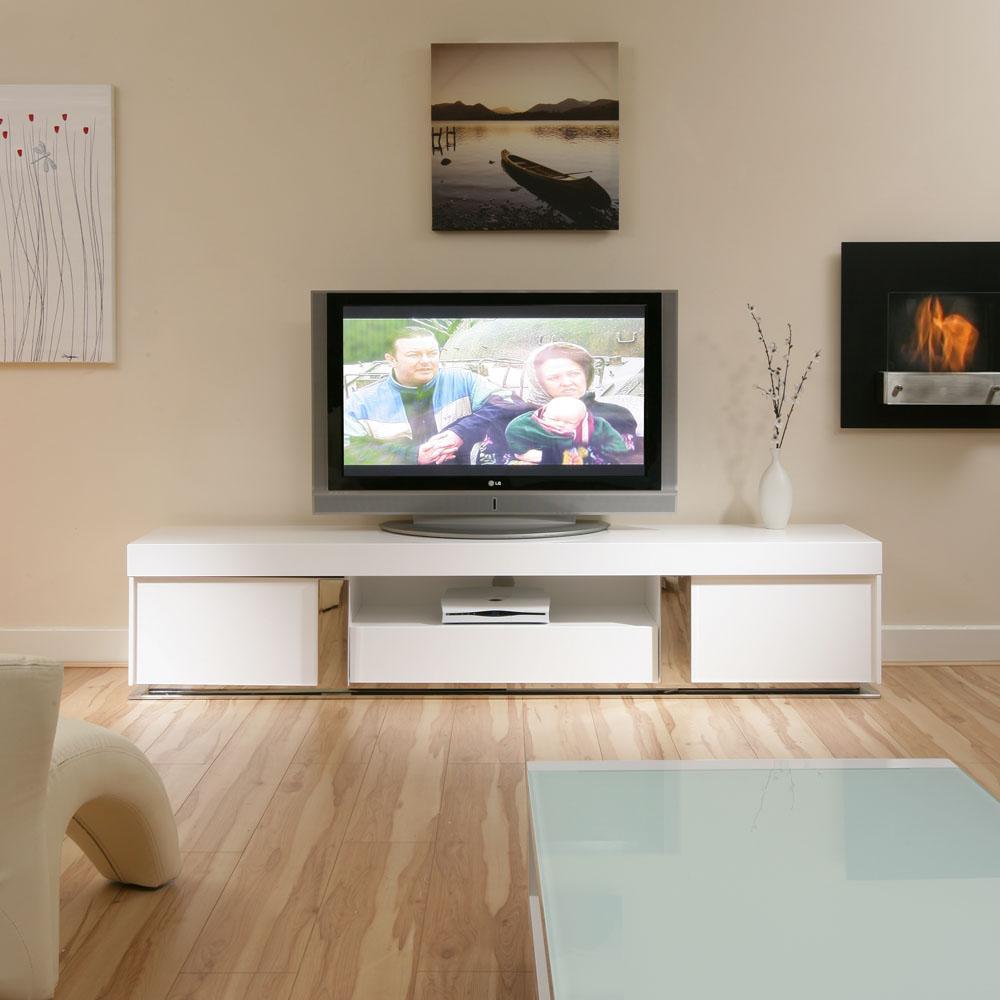 White High Gloss Living Room Furniture Uk Ag Design Large Rectangular High Gloss White Dining Table Glass