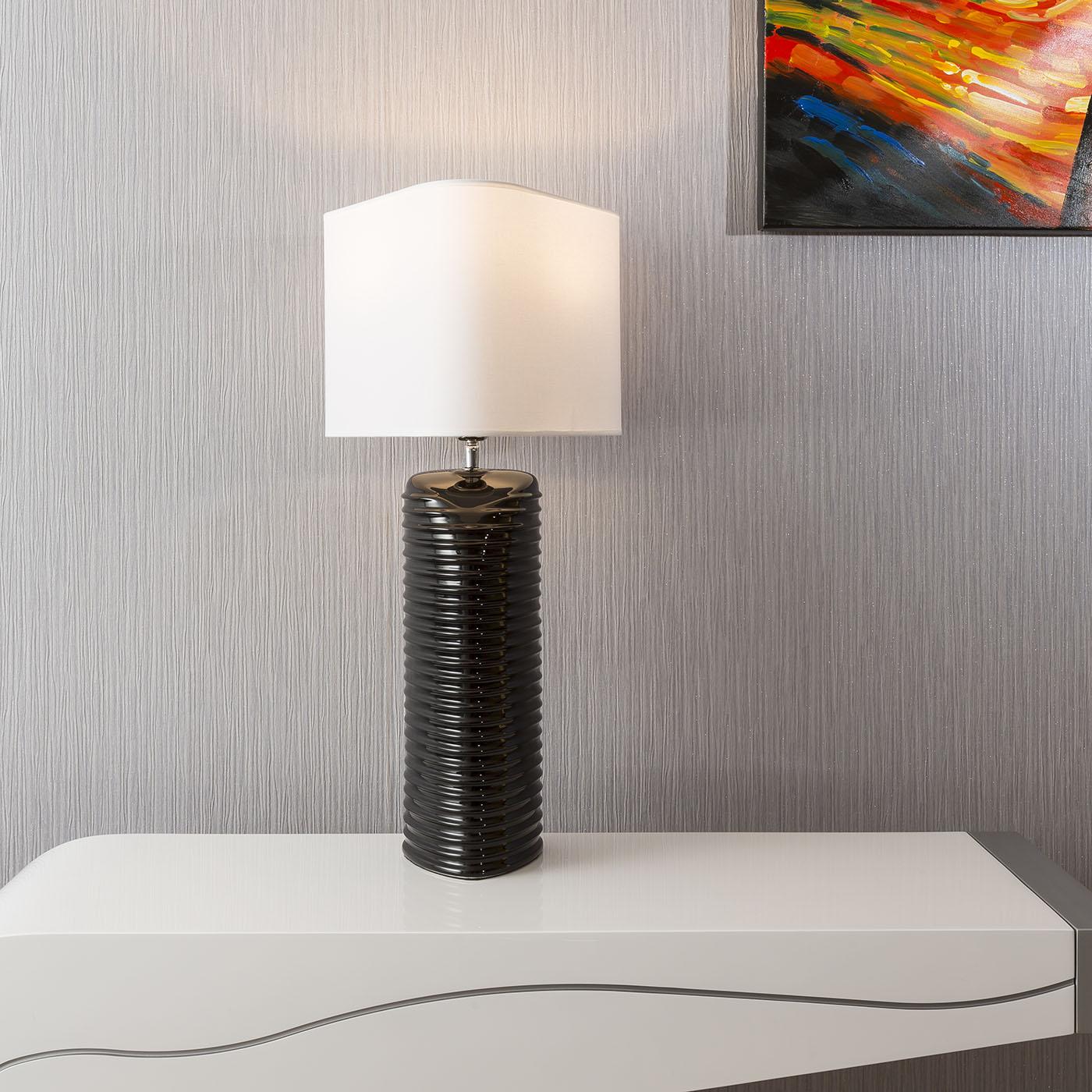high end lighting companies envy lighting modern high end tall table. Black Bedroom Furniture Sets. Home Design Ideas