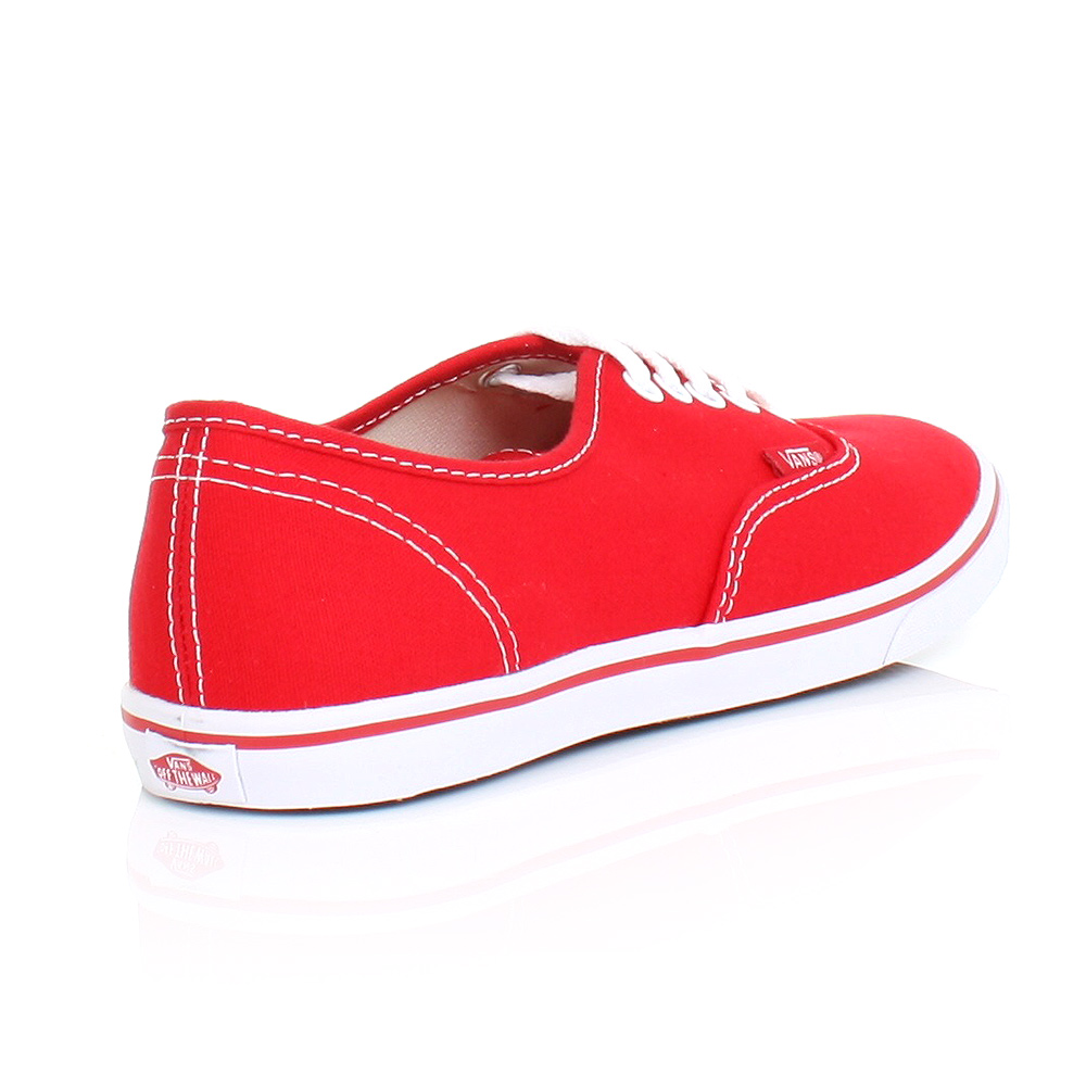 rote vans damen
