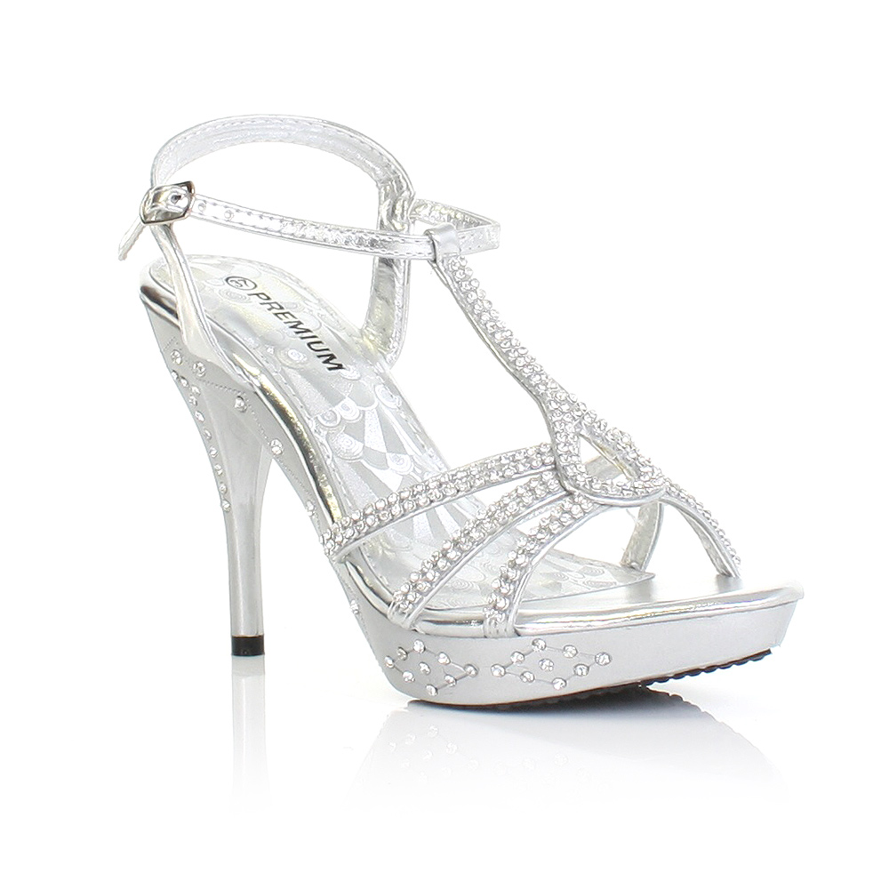 high heels sandalen damen t tr ger diamant party feier. Black Bedroom Furniture Sets. Home Design Ideas