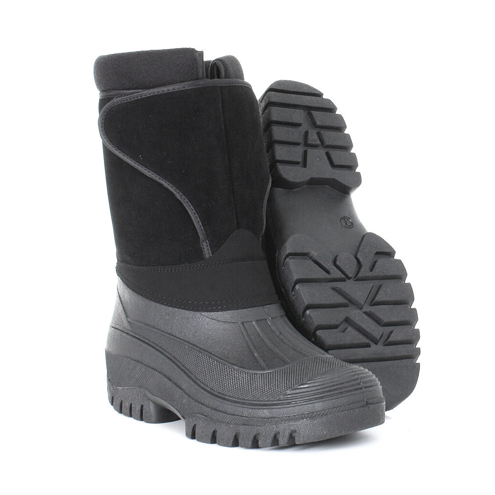 herren warme stiefel gartenstiefel wasserdicht neopren outdoor boots gr 39 47 ebay. Black Bedroom Furniture Sets. Home Design Ideas