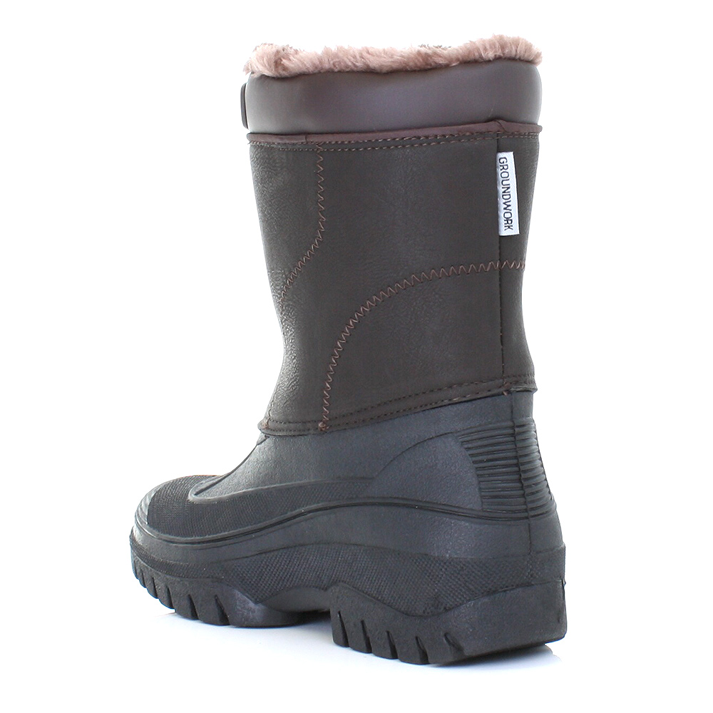 Womens Mucker Wellies Wellington Winter Warm Waterproof Work Boot Shu Size | EBay
