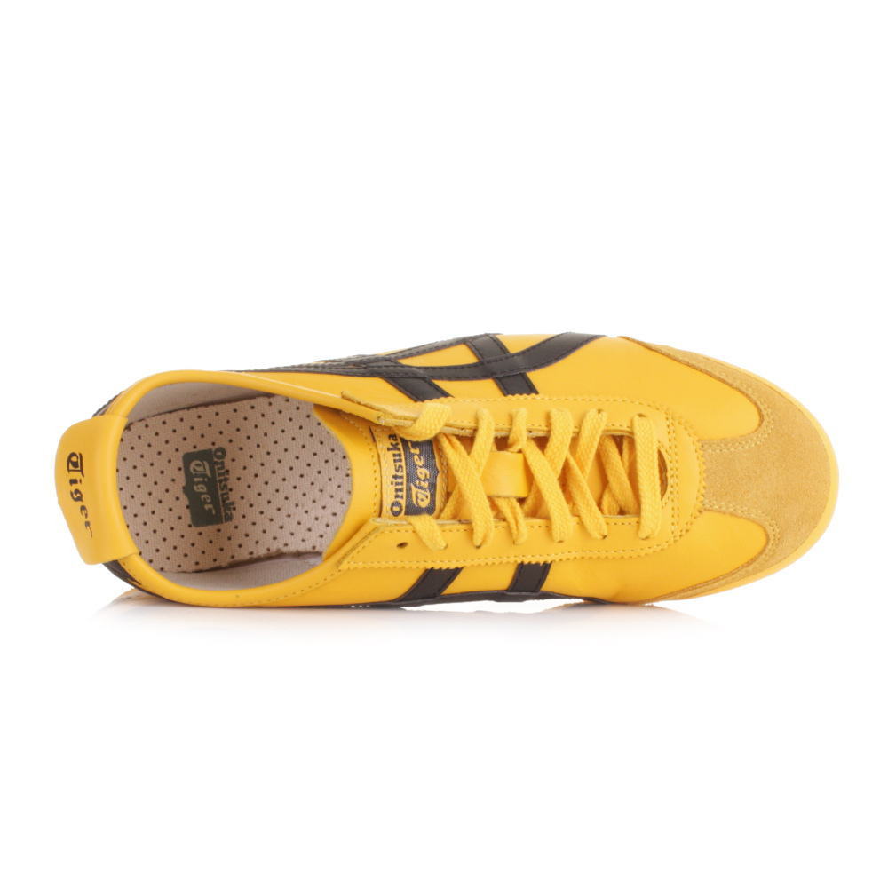 onitsuka tiger mexico 66 yellow trainers
