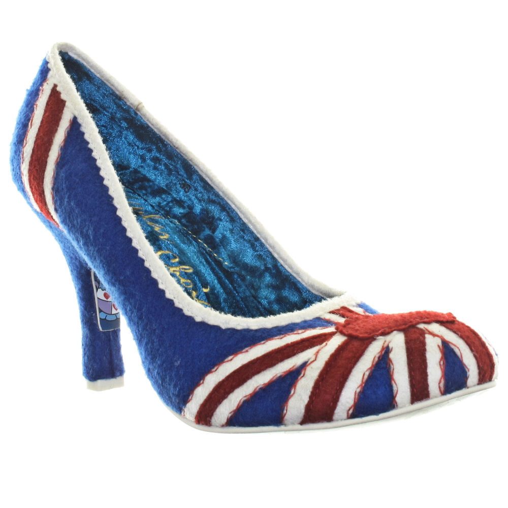 Union Jack Shoes Womens