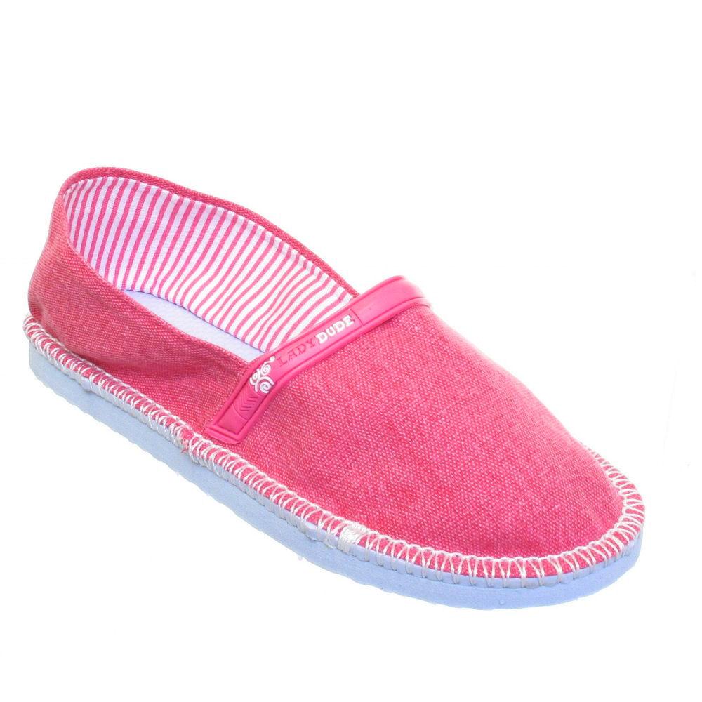 dude shoes cenzia pink espadrilles shoe size 3 8 ebay