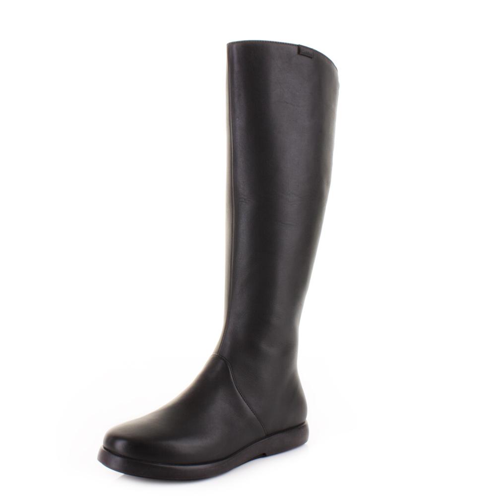 Popular UGG Womenu0026#39;s Demi Leather Flat Ankle Boots - Black Womens Footwear | TheHut.com