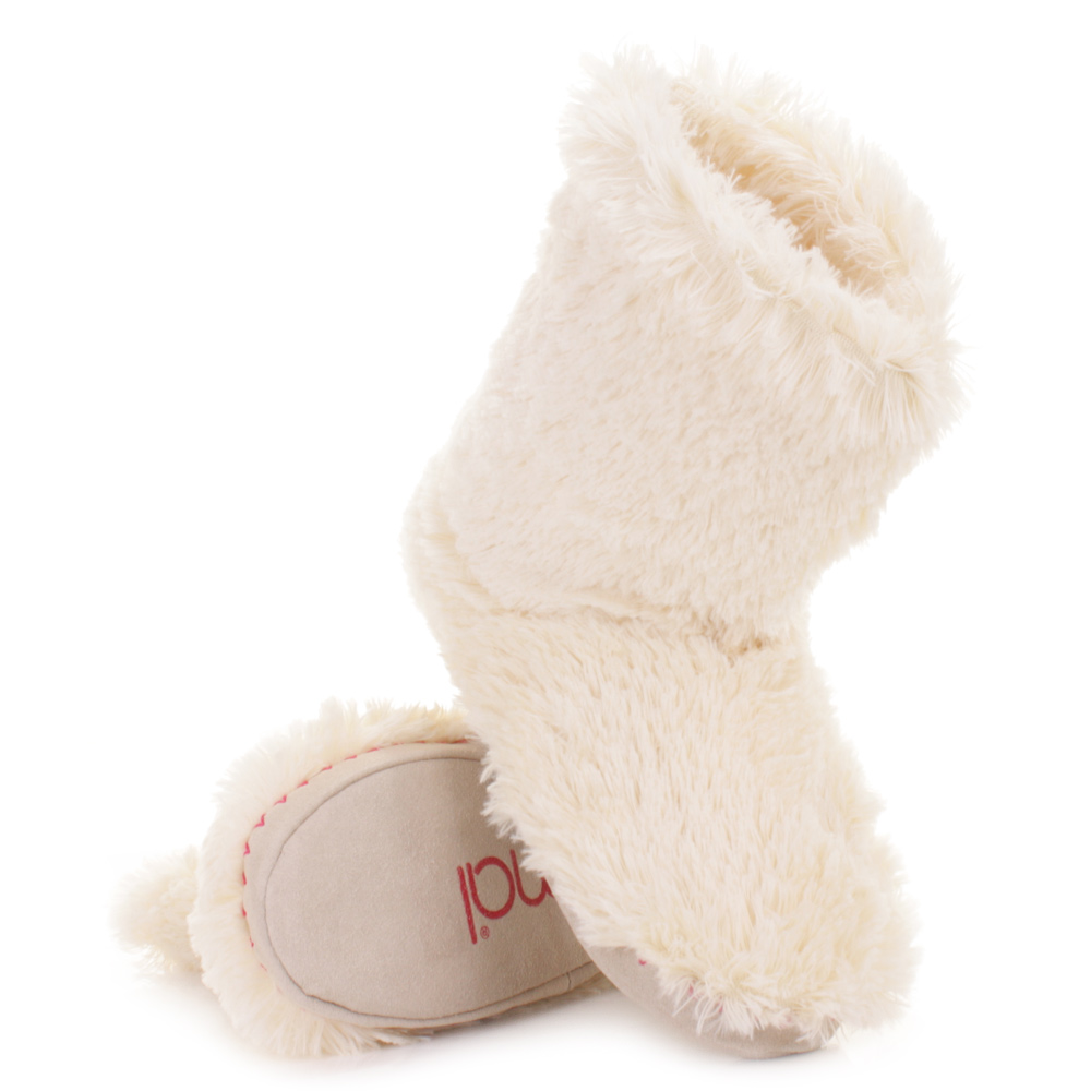 FITORY Slides for Womens Faux Fur Fuzzy Slippers with Arch Support in Flat Sandals Girls Outdoor Indoor Shoe. Sold by zabiva. $ $ - $ Muk Luks ® Women's Ballerina Slippers.