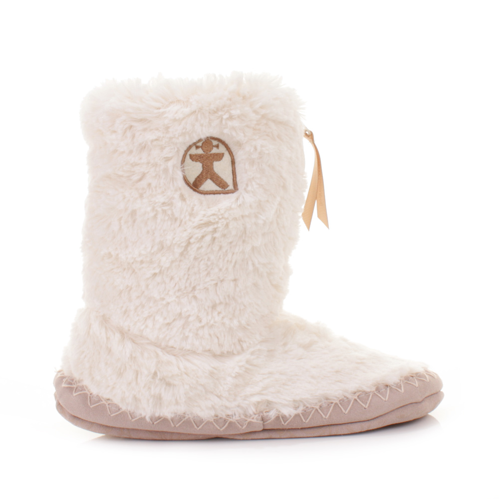 womens girls bedroom athletics marilyn cream fleece fur