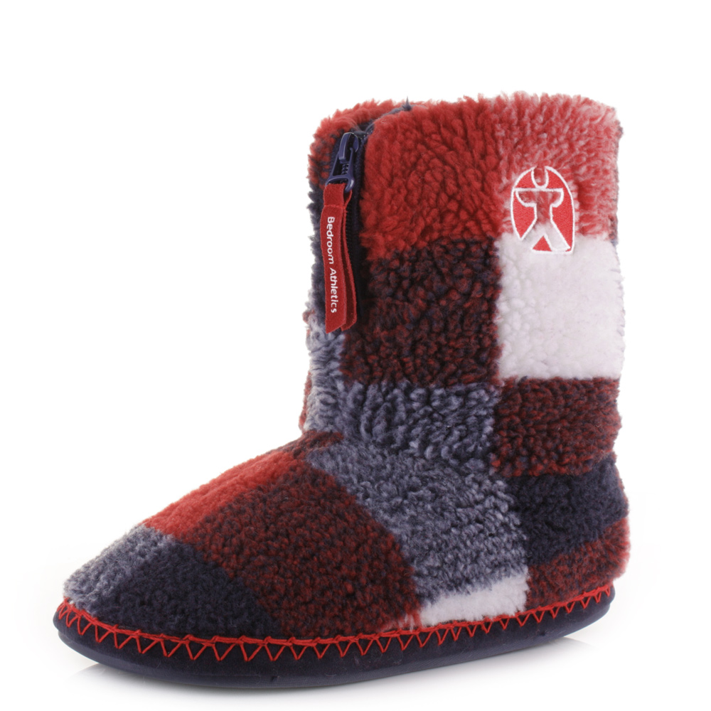 Bedroom Athletics Slipper Boots Size Guide