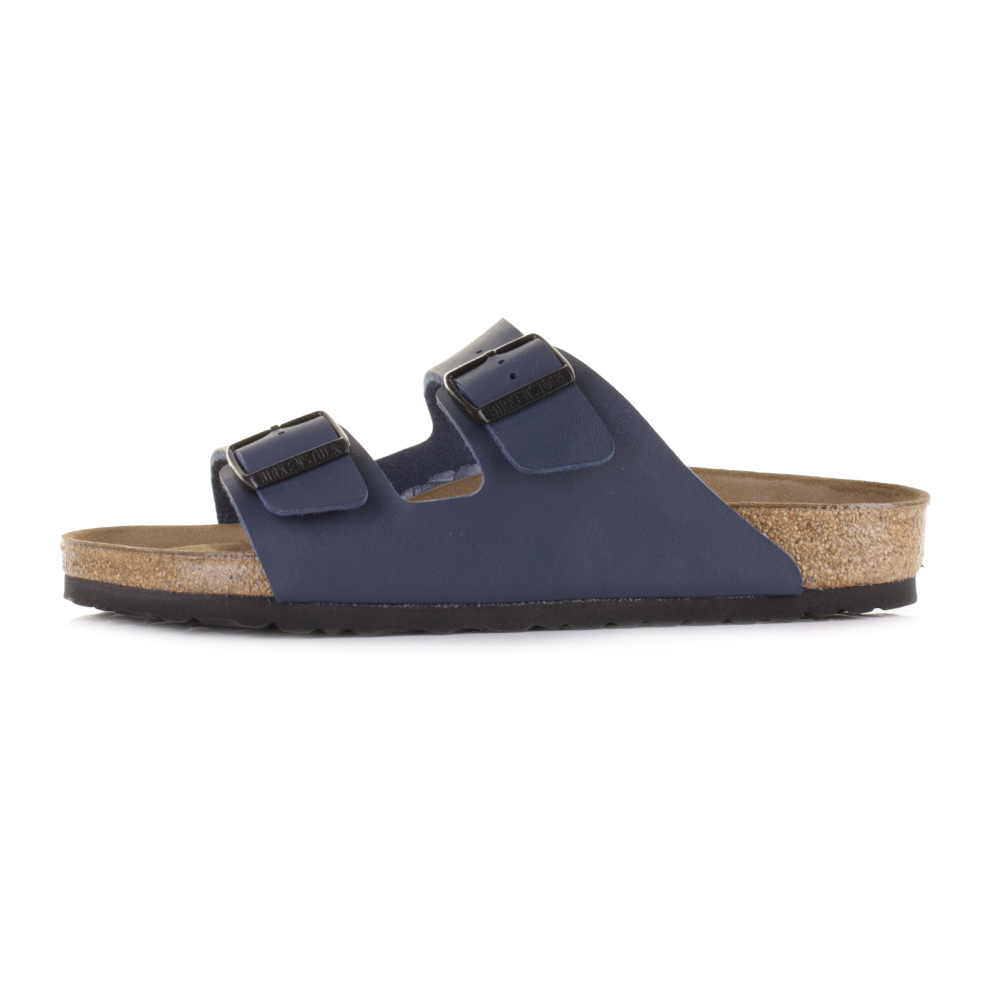 birkenstock arizona navy blue
