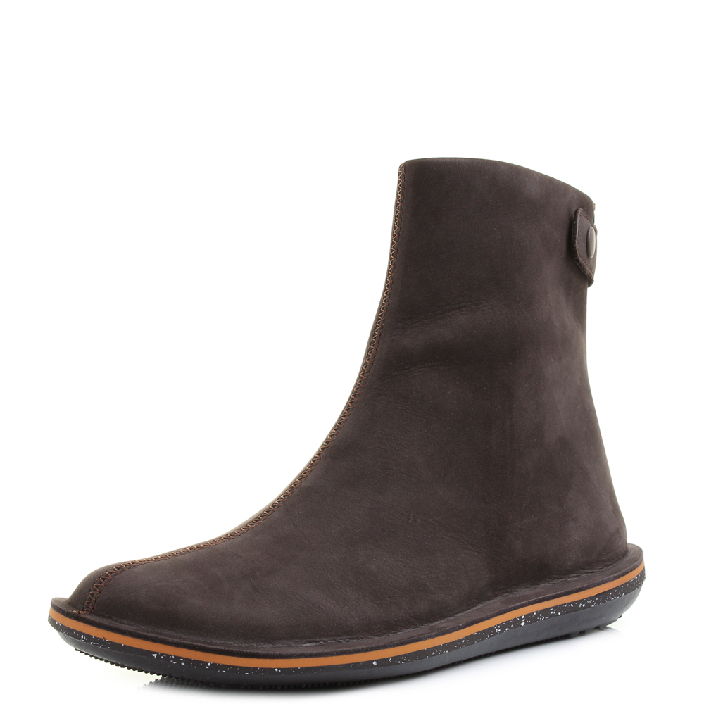 womens cer beetle k00010 006 brown leather comfort